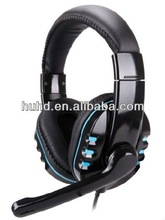super quality headset ,game headset computer,subwoofer fullness headphone