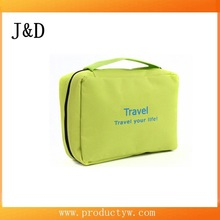 New Fashion Insulated Popular Cosmetic Green Bag