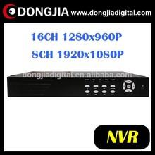 DONGJIA DA-2016B mobile 1080p onvif p2p hd h.264 16ch nvr recorde hdmi
