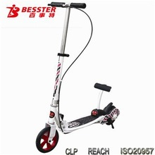 BEST JS-008A as seen on tv KICK N GO blue electric exercise scooter for kids mini cross bike