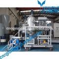 marina del motor diesel motor usado de residuos de filtrado de aceite de reciclaje de la máquina