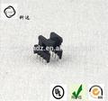 Ee16- 4+4 horizontal da bobina do transformador