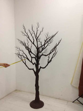 M-96 Artificial Dry tree for decoration gold dry branches bonsai no leaves for table centerpiece