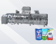 Top grade hot-sale vegetable packing(pack making machine, bag water filling machine)