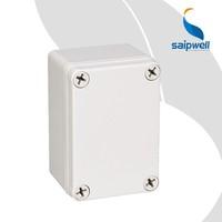SAIP/SAIPWELL 65*95*55 China Manufacture New Design IP66 Junction Box Din-rail Enclosure DS-AG-0609