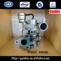 Tf035 4913849138-- 03310 turbocompresor para la motocicleta