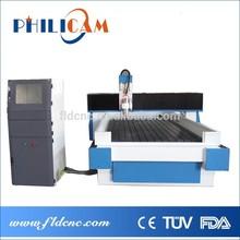 De alta calidad! Jinan philicam 1325 lápida talla de la máquina