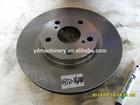 factory supply 43512-06140 brake rotor brake disc