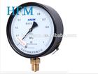 manufacture high precision precision pressure gauge oil -filled