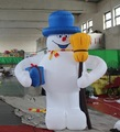 2014 bonecoinflável traje para o natal