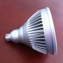 OEM & ODM high pressure aluminum die casting lighting fixture for hardware lampshade