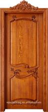 China popular pvc wooden door interior