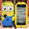 despicable me minion case for iphone 6,hight quality tpu minion case for iPhone 6