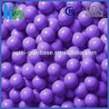 venda quente colorido dragee uva sour bubble gum