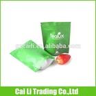 moisture proof zipper tea packaging pouches