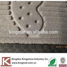 OEM / ODM Printed Door Mat Carpet / entrance matting for Hotel, Bedroom, Decorative