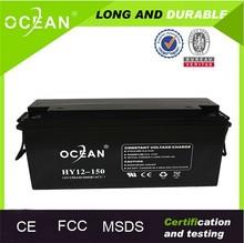 Factory direct sell 12v 150ah backup battery ups 12v