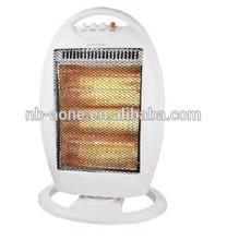 3tubes 1200W Halogen heater