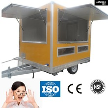 Hot Factory Price CE Approval China Mobile Italian Ice Cream Cart