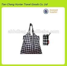 new design unisex cheap shopping bag/eco folding shoppping bag