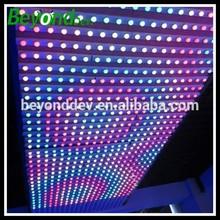 china video led dot matrix outdoor display 30mm led dot