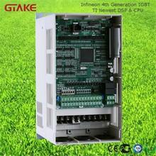 GTAKE 1.5kw 400hz convertidor de frecuencia del inversor