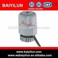Cera actuador térmico, la válvula actuador eléctrico, 2- alambre de la calefacción del piso del actuador