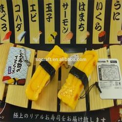 Artificial food models for sushi restaurant japan food restaurant/Yiwu sanqi craft factory