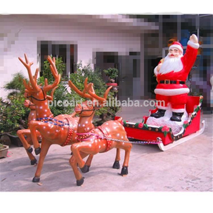 Outdoor Reindeer Statues Christmas Reindeer Statue