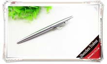 TM-28 light weight metal pen with logo , metal refill custom logo ballpoint pen