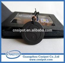 Ying yang strong energy quantum scalar pendant