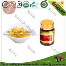 Organic reishi oil softgel