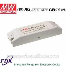 Meanwell waterproof electronic led driver 45w PLN-45-24