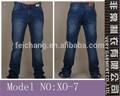 marcas famosas empresas de fabricación de nuevo estilo de pantalones vaqueros
