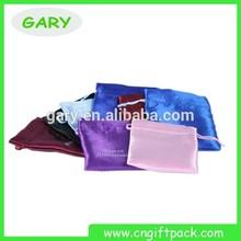 Wholesales New Satin Material Cosmetic Bags
