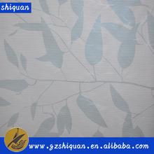 Wallcovering waterproof interior bamboo wallpaper