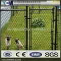 Anping fábrica baratos diamante malha cerca da ligação chain e portões/cão enclosures