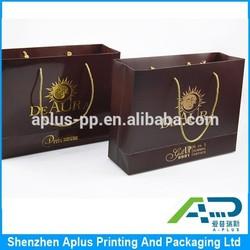 Luxury Handmade paper bag, paper shopping bag, carry bag