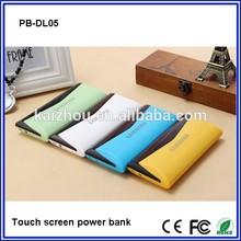 touch screen power bank 20000mah