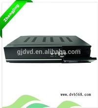 satallite & antenna HD dvb-s2 dvb-t2 FAT combo satellite receiver box for internet