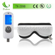 Hot Sale Folding Rechargeable Eye Care Massager TX-209B