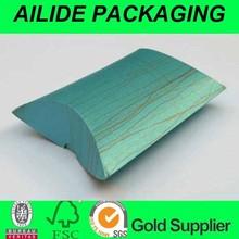 custom design kraft paper box packaging for cake candy gift