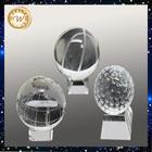 Crystal ball ,golf ball ,globe,clear glass basketball
