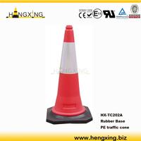 TC202A PE Roadway Cone