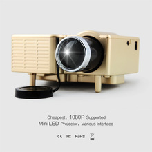 Hot selling GM40 LCD Education or Home Theater mini projector