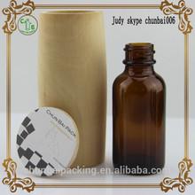 Stock delivery in 24hours--e juice glass bottles,wooden tube for glass bottles