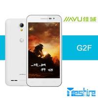 JIAYU G2F 4.3''P HD MTK6582 Quad Core 1.3Ghz Generic Cell Phones