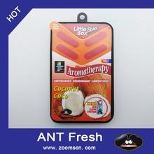 Fresh Box Mini Air Freshener coconut Automotive Car Fragrance
