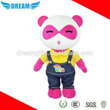Funny custom soft plush stuffed animal