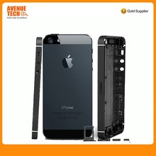 100% original for iPhone 5s housing Back cover housing for iPhone 5